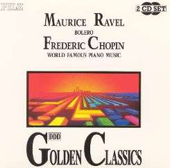 Mee Chou Lee / Dubravka Tomsic / Anton Nanut - World Famous Piano Music by Maurice Ravel and Frederic Chopin flac album