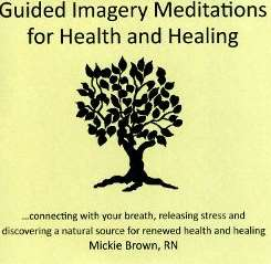 Mickie Brown - Guided Imagery Meditations For Health and Healing flac album